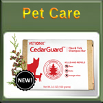 NEW CedarGuard Shampoo Bar