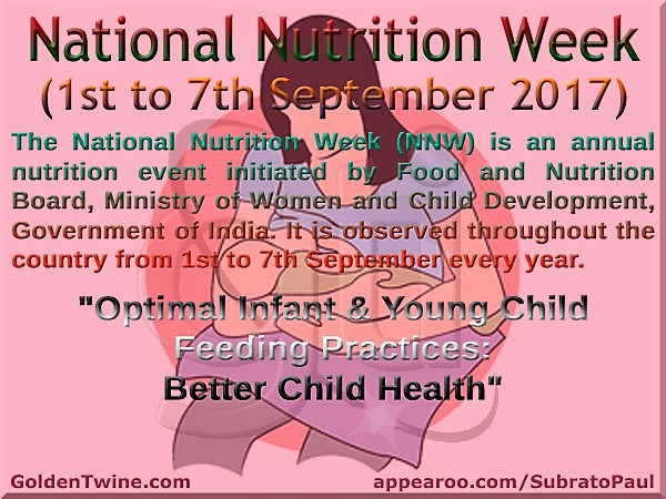 Optimal Infant & Young Child Feeding Practices: Better Child Health