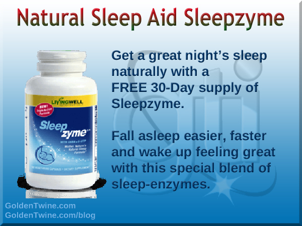 Natural Sleep Aid Sleepzyme