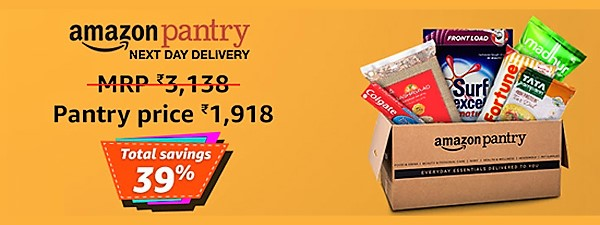 Amazon Pantry - Monthly Groceries, Lowest Prices