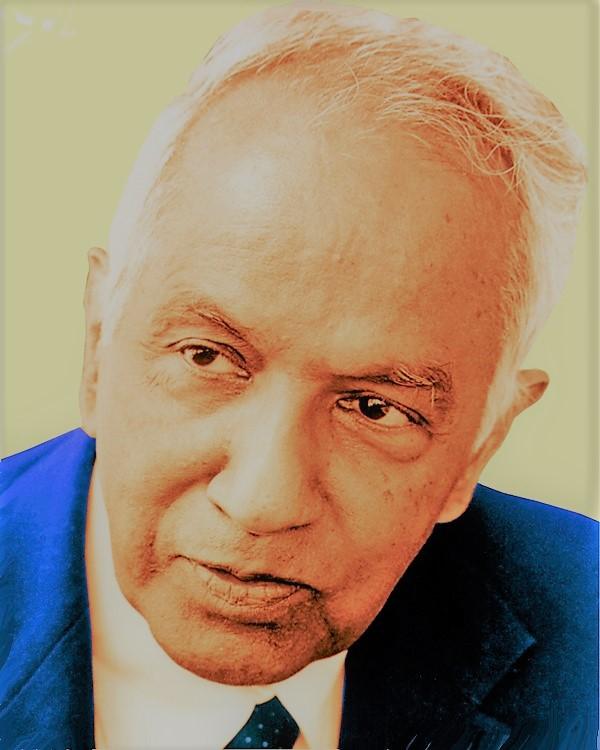 Professor Subrahmanyan Chandrasekhar