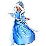 Elsa Dress Halloween Costume