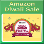 Amazon Great Indian Festival Diwali Sale 2017