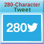Twitter Tweets Now 280 Characters Long