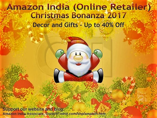 Christmas Bonanza at Amazon India
