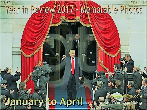 Memorable Photos — January to April 2017