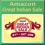 Amazon Great Indian Sale January 2018