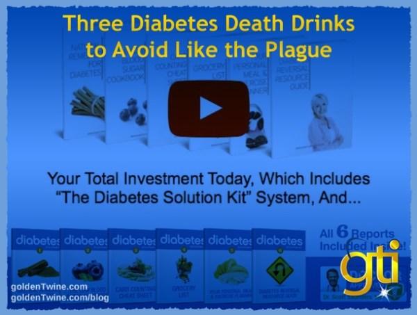 Three Diabetes Death Drinks to Avoid Like the Plague