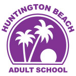Huntington Beach Adult School Logo