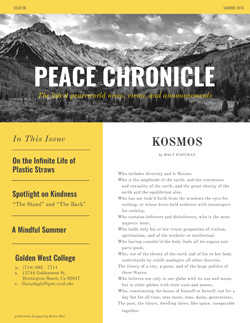 The Peace Chronicle - March-April 2017