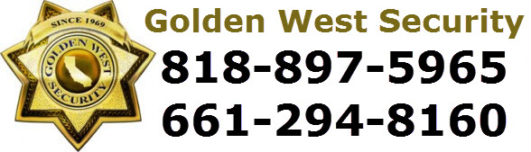 Golden West Security Inc Top Logo