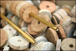 Cork mandrel
