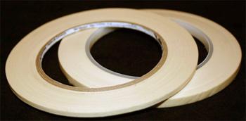 Thin masking tape