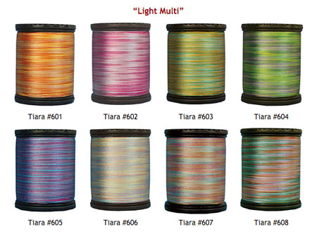 Tiara Light Multi Colors