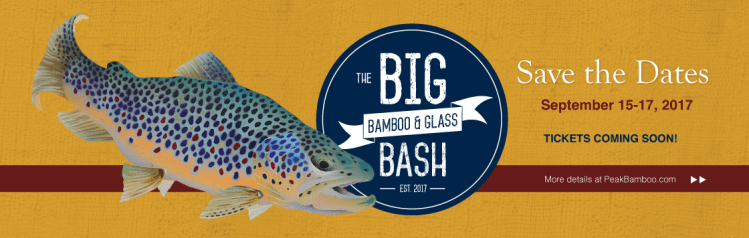 The Big Bamboo & Glass Bash