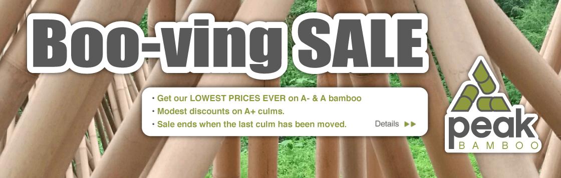 Boo-ving Sale