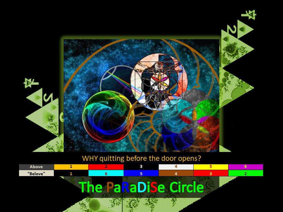 The PaRaDiSe Circle