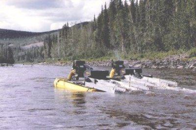 Dredges in Alaska