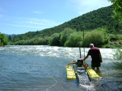 Sampling Fast Water