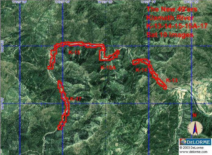K-13 Satellite View