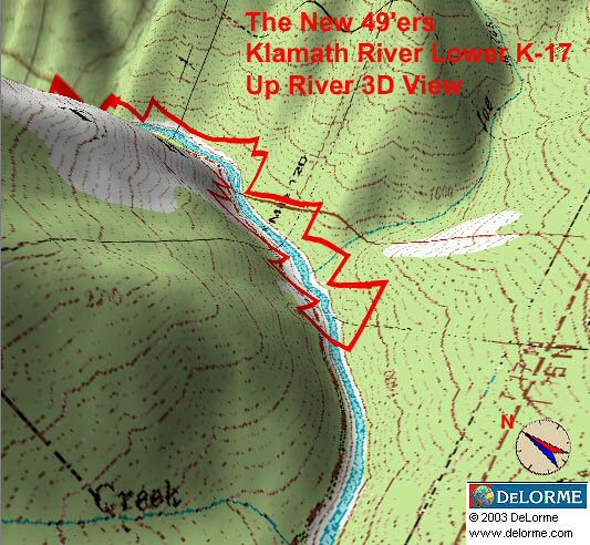 K-17 Lower Up River View