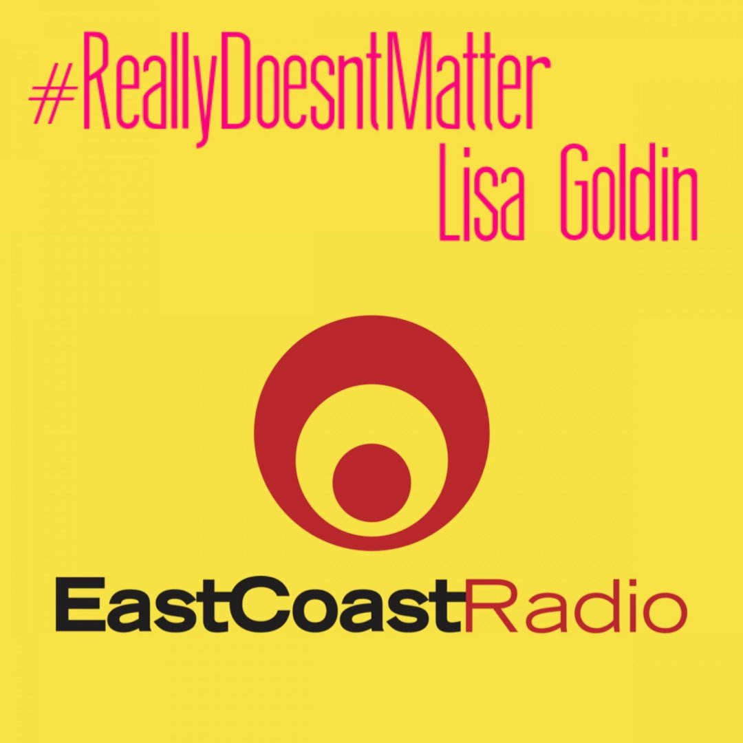 East Coast Radio Airplay #ReallyDoesntMatter - thank you!