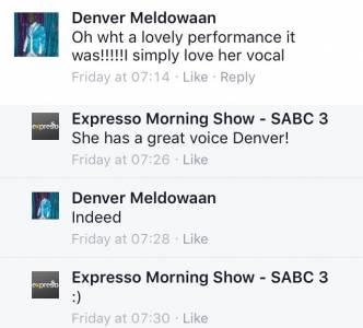 #ThisIsMyFire Denver #ExpressoShow