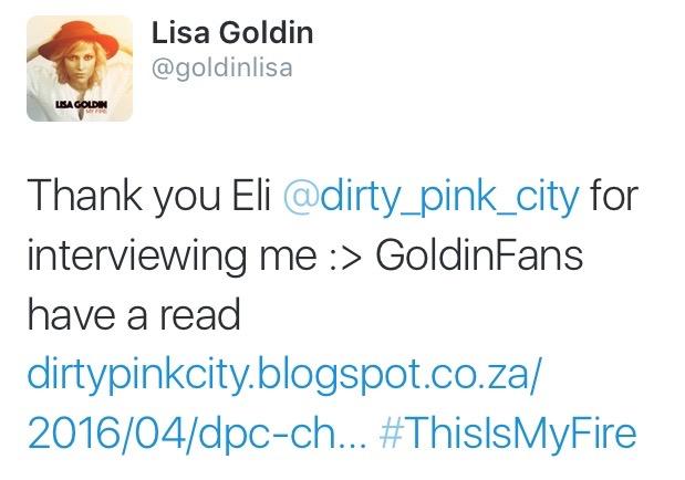 Dirty Pink City Blog
