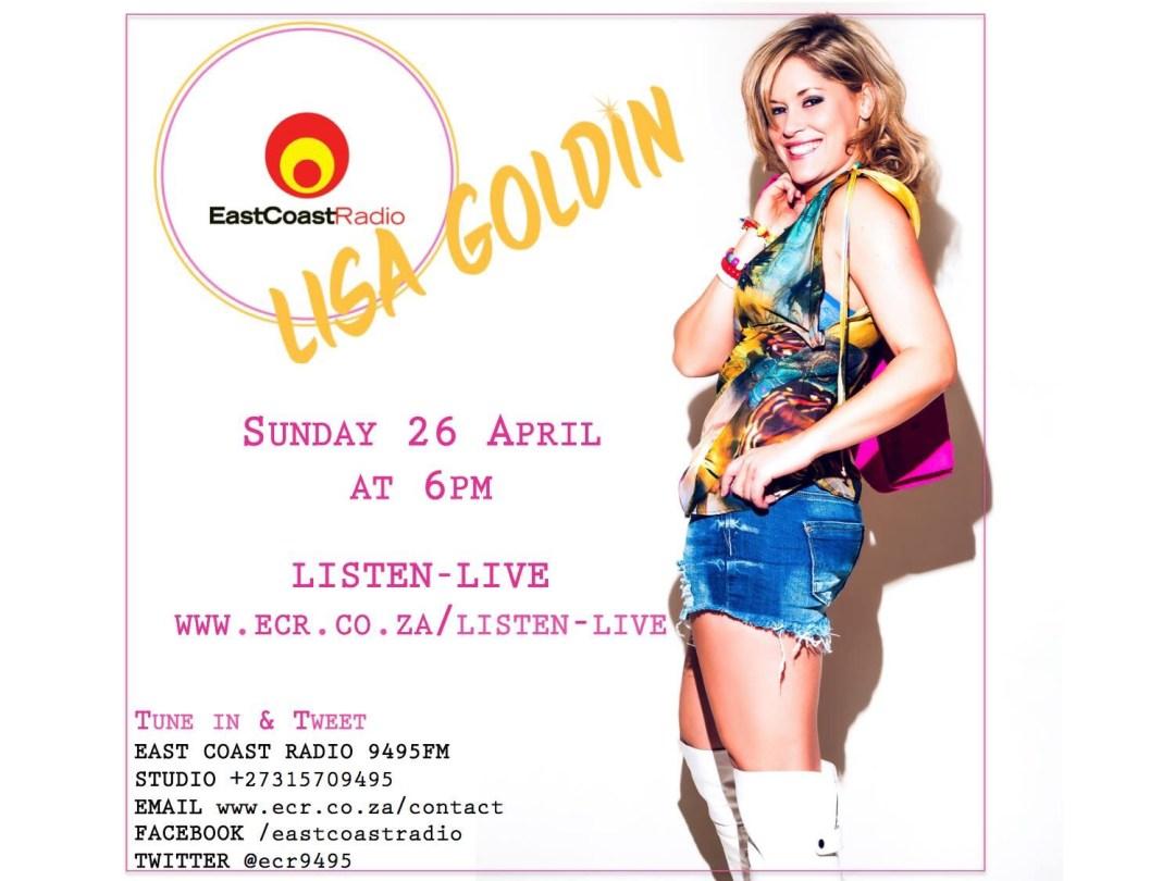 East Coast Radio, 26th April 2015