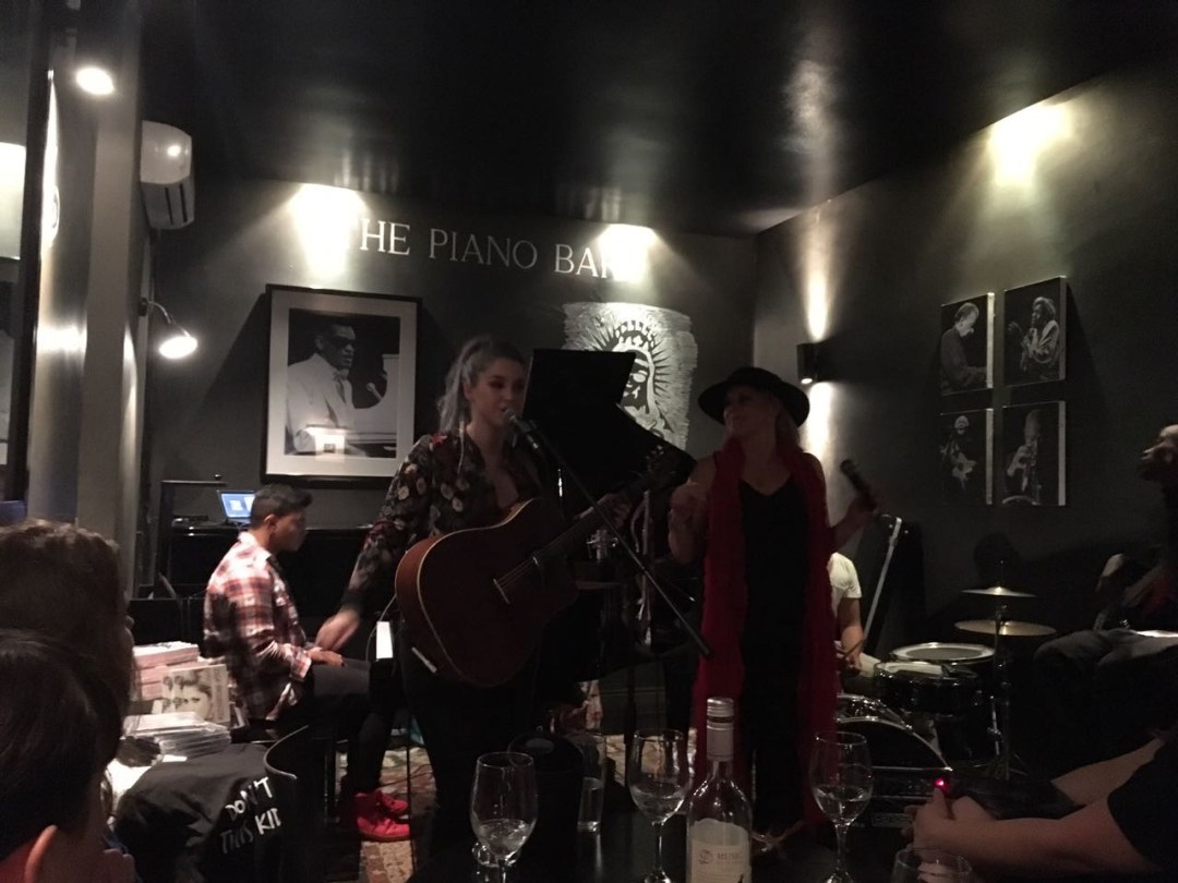 The Piano Bar, Cape Town - 1st Oct 2016