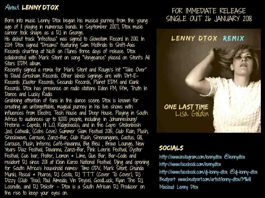 Lenny Dtox