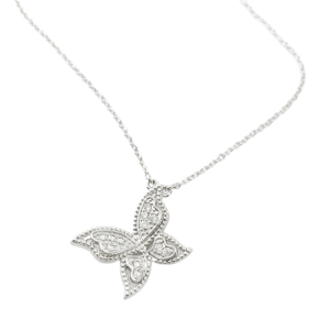 Butterfly Necklace, Butterfly Necklace Product Image