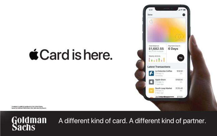 Goldman Sachs Commemorates 150 Year History Goldman Sachs Partners With Apple On A Game Changing Credit Card