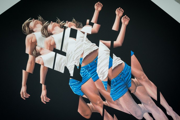 James Bullough - Breaking Point - 2016