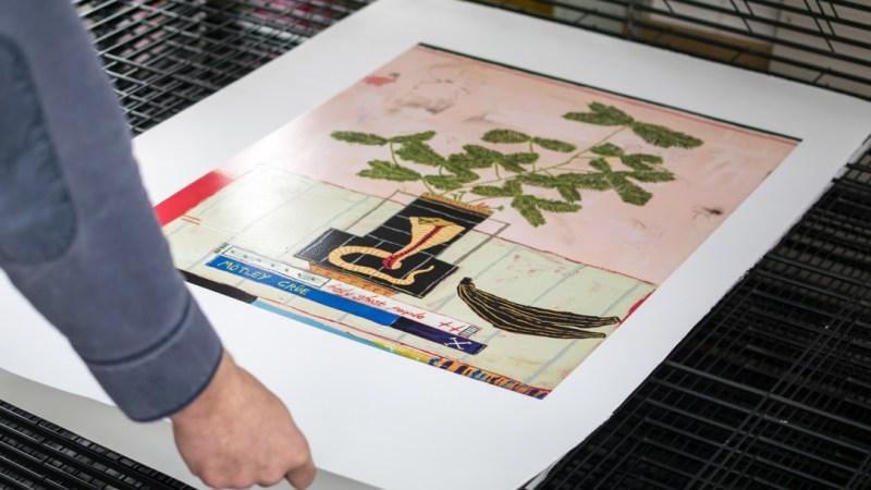 Jordy Kerwick – Print Release