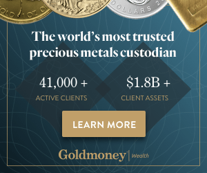 Goldmoney Wealth