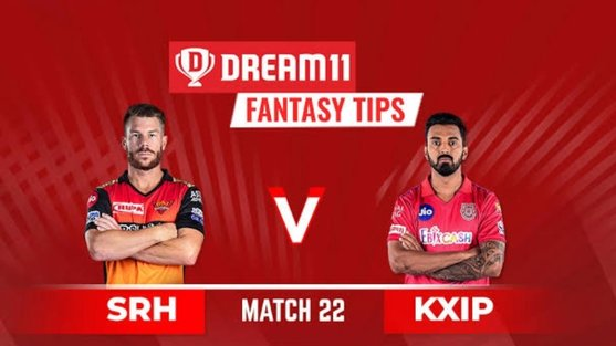 SRH vs KXIP IPL Dream11 Team Prediction