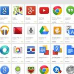 google all apps list , list of all google apps