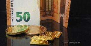 Goldpreis, Euro (Foto: Goldreporter)