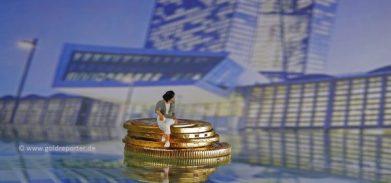 Goldpreis, Euro, EZB (Foto: Goldreporter)