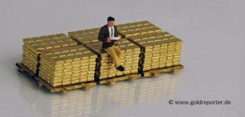 Goldpreis, Gold, Aussichten (Foto: Goldreporter)