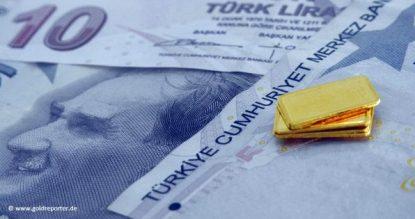 Gold, Türkei, Währung (Foto: Goldreporter)