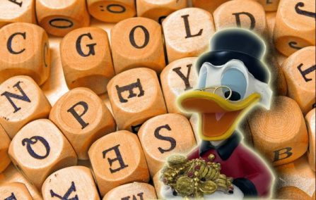 Gold, Dagobert Duck, Zitat (Foto: Goldreporter)