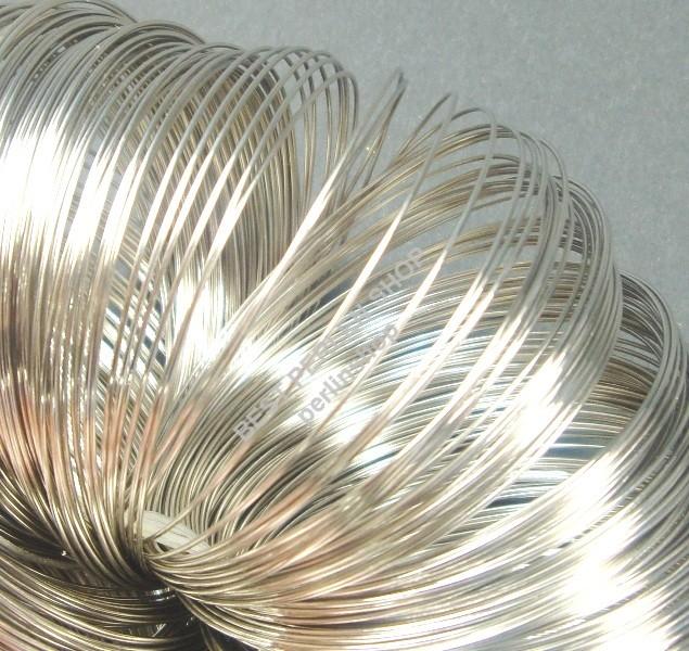 Armbnder Metall Schmuckteile 100 Ringe Stahl MEMORY WIRE