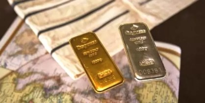 Gold up as Dollar Down, All Eyes Fed Speeches