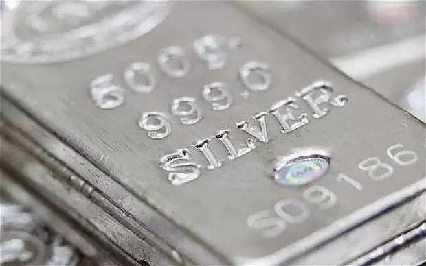 Silver may Fall on Citigroup's Forecast