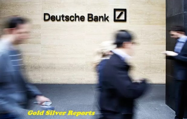 Deutsche Bank Records Said to Show Silver Rigging at Other Banks
