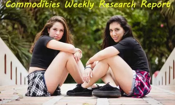 Commodities Weekly Technical Research Report