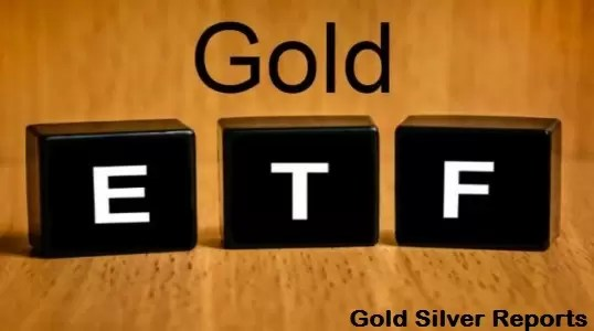 Investors continue to pour money into gold ETFs via @goldsilverrepor