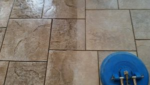 Professional Tile And Grout Floor Cleaning / Austin, TX